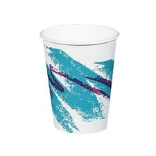 Jazz Hot Poly-coated Paper Cups Jazz Design