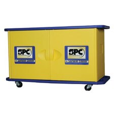 Sorbent Center Cabinets - sorbent center-molded &packaged per specs