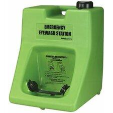 Porta Stream® II Emergency Eyewash Station - porta stream ii gravityfed portable eyewash sta