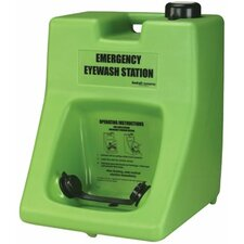 Porta Stream® II Emergency Eyewash Station - porta stream ii 15min emergency eyewash sta