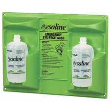 Eyesaline® Wall Stations - eyesaline single 32 ozwall station