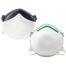 SAF-T-FIT PLUS N1115 Particulate Respirators - n1115m medium/large saf-t-fit plus disp. respira