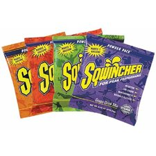 Sqwincher - Powder Packs (24/Ca) 2.5 Gal Lite Powder: 690-016801-Or - (24/ca) 2.5 gal lite powder