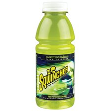 Lime 20 Ounce Ready-To-Drink Liquid Wide Mouth Sport Bottle (24 Per Case)