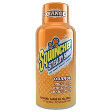 2 oz. Orange Sqwincher Steady Shot (Set of 12)