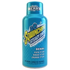 2 Oz. Berry Sqwincher Steady Shot