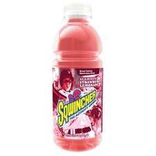 20 oz. Strawberry Lemonade Sports Drink
