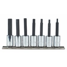 7Pc Roll Pin Punch Set