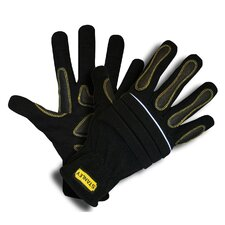Prodex High Dexterity Synthetic Leather Palm Gloves