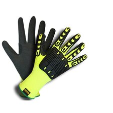 Hi-Vis Nylon Shell Gloves