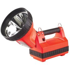 <strong>Streamlight</strong> HID Litebox Rechargeable 120V AC/12V DC Latern (Orange)
