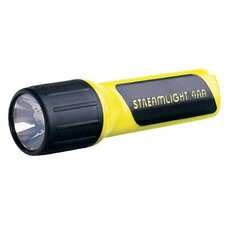 Propolymer 4AA LED Flashlight (Yellow)