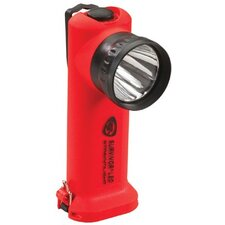Survivor LED Recharable 120V Flashlight (Orange)