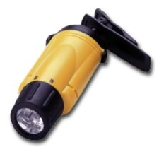 ClipMate Visor Flashlight (Yellow)