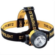 Trident Headlamp LED w/Elastic&Hardhat Strap