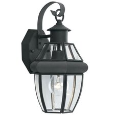 Heritage 1 Light Outdoor Wall Lantern
