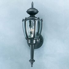 Park Avenue 1 Light Outdoor Wall Lantern