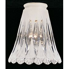 "4.5"" Glass Bell Pendant Shade"