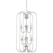 Bella 6 Light Chandelier