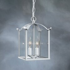 <strong>Thomas Lighting</strong> 2 Light Lantern Foyer Pendant