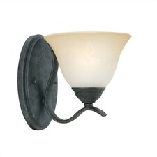<strong>Thomas Lighting</strong> Prestige 1 Light Wall Sconce