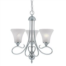 Elipse 3 Light Chandelier