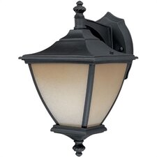Trent 1 Light Outdoor Wall Lantern