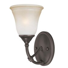 Harmony 1 Light Wall Sconce