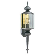 <strong>Thomas Lighting</strong> Brentwood 1 Light Outdoor Wall Lantern