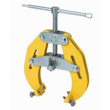 "- 6"" Ultra Fit Pipe Clamp"