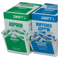 <strong>Swift First Aid</strong> Aspirin - aspirin 250/bx