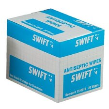 Antiseptic Wipes (Set of 20)