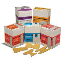 <strong>Swift First Aid</strong> Adhesive Bandage 20Ea/Bx 24Bx/Ca
