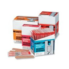 "1"" X 3"" Woven Adhesive Strip Bandages (650 Per Package)"