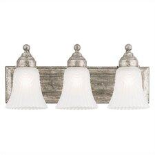 3 Light Bathroom Vanity Light