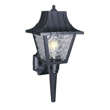 <strong>Westinghouse Lighting</strong> Exterior 1 Light Wall Lantern