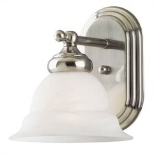 <strong>Westinghouse Lighting</strong> 1 Light Wall Sconce