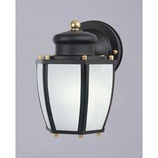 1 Lght Outdoor Wall Lantern