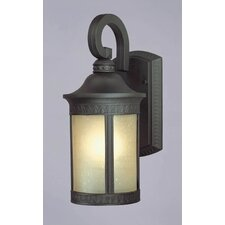 Castle Inn 1 Light Outdoor Wall Lantern