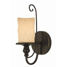 Hearthstone 1 Light Wall Sconce