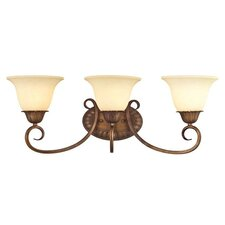Regal Springs 3 Light Wall Sconce