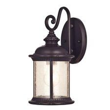 New Haven 1 Light Outdoor Wall Sconce