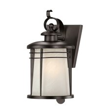 Senecaville 1 Light Outdoor Wall Sconce
