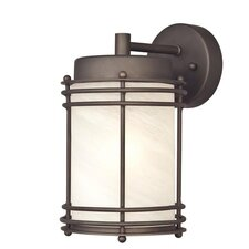 Parksville 1 Light Outdoor Wall Sconce