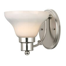 Swanstone 1 Light Wall Sconce