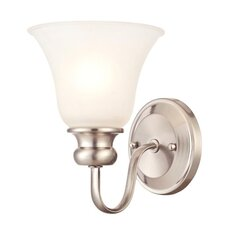 Fontane 1 Light Wall Sconce