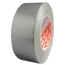 "Tesa Tapes - Industrial Grade Duct Tapes 2""X60Yds Silver Duct Tape Contractor Grade: 744-64662-09001-00 - 2""x60yds silver duct tape contractor grade"