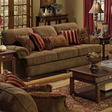 <strong>Jackson Furniture</strong> Belmont Chenille Sofa