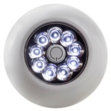 <strong>FulcrumProductsInc</strong> 9 LED Tap Light 30015-308