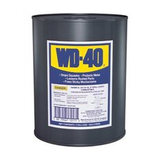 WD-40® Open Stock Lubricants - wd-40 lubricant 5 gallonpail